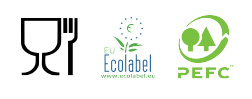 ECO Packaging certificates