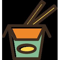 Deli Take Away Packaging logo